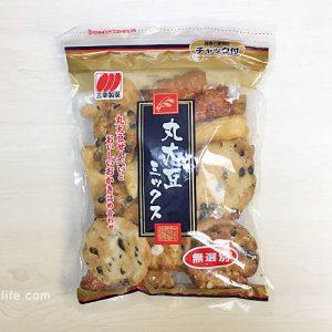 丸大豆ミックス270g 表